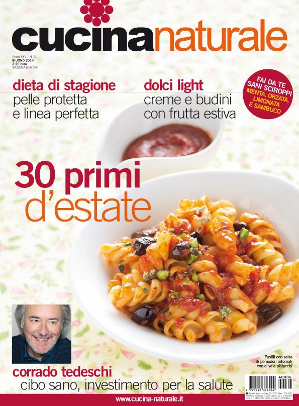 Cucina Naturale di giugno: Rosso come il pomodoro!