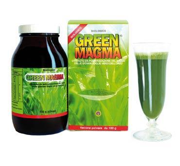 Royal Green - Green Magma