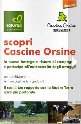 Cascine Orsine: la nuova bottega e ristoro di campagna alle porte  di Milano