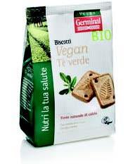 Germinal Bio Vegan - Biscotti Vegan Tè  Verde