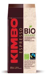Kimbo - Kimbo Bio Organic: l'espresso biologico ed etico