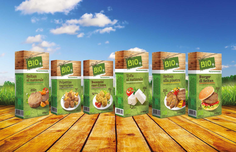 "Pam Panorama - ""Veg & Veg"" la nuova linea dedicata a vegetariani e vegani"