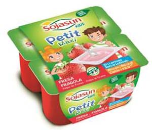Triballat - Sojasun Kids, la prima alternativa vegetale allo yogurt