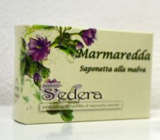Saponificio S'edera - Marmaredda, saponetta all'estratto di malva