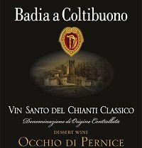 Azienda vinicola Badia a Coltibuono - Vin Santo del Chianti classico Occhio di Pernice