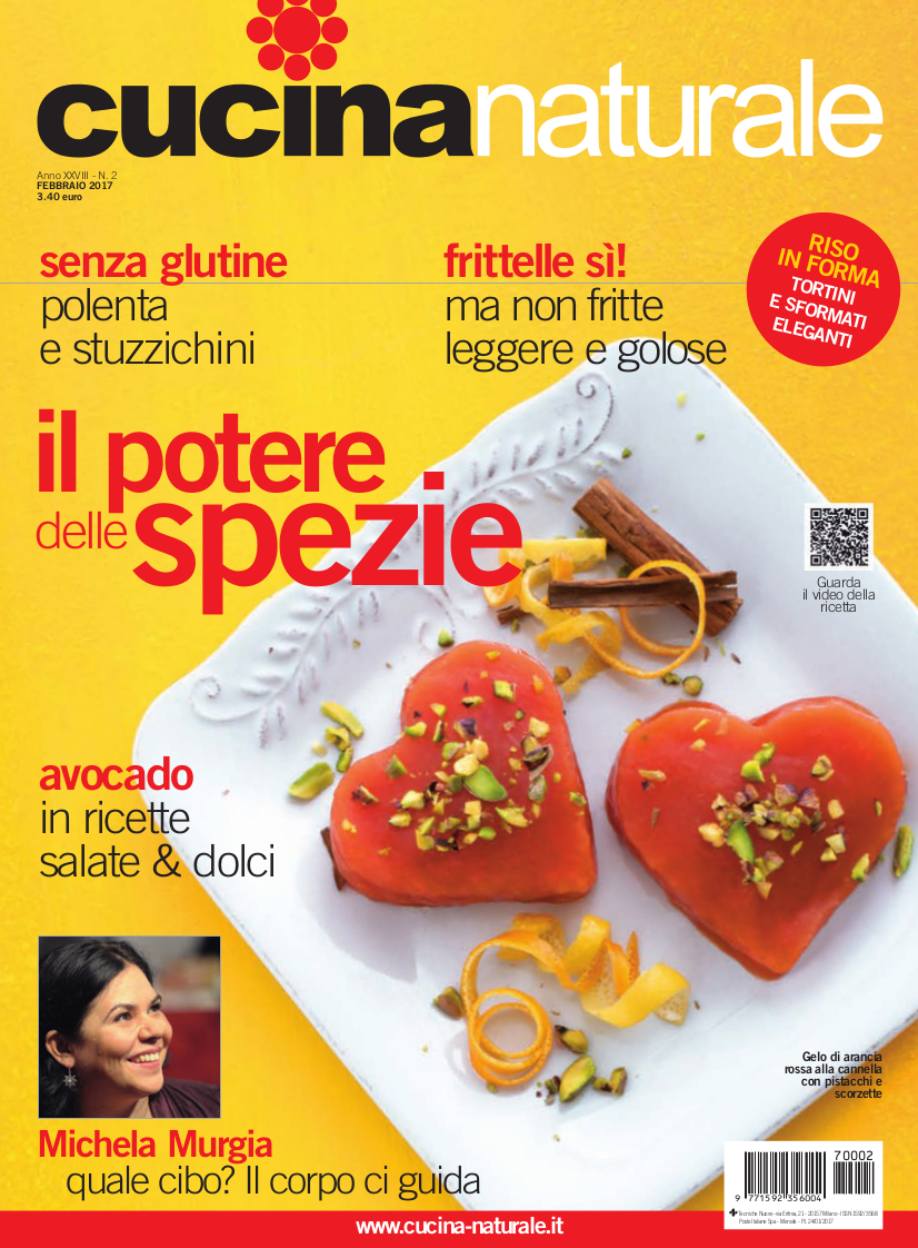 Cucina Naturale di febbraio: Un mese piccante!
