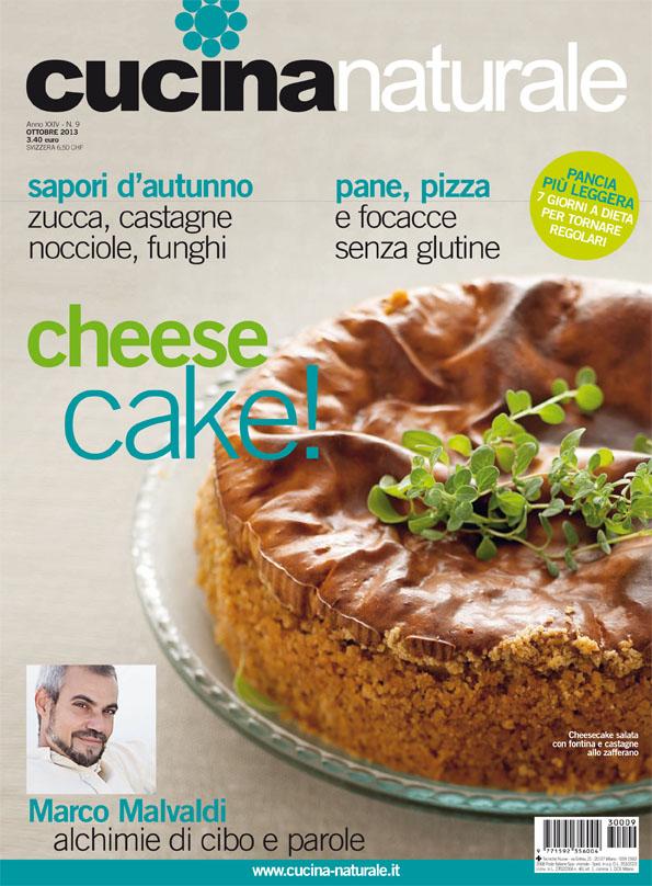 Cucina Naturale di ottobre: Zucca, barbabietola, funghi e castagne!