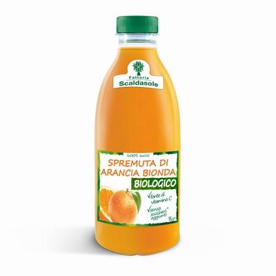 arancia spremuta bio
