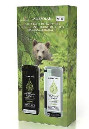 Casa vinicola Caldirola - CaldirolaBio, segui l'orso bruno e scoprirai i tesori delle Alpi