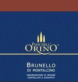 Azienda Pian dell'Orino - Brunello di Montalcino