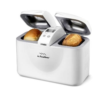 Macchina per il pane a due cestelli