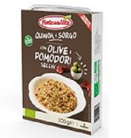Fonte della Vita  - Quinoa e sorgo con pomodori secchi e olive
