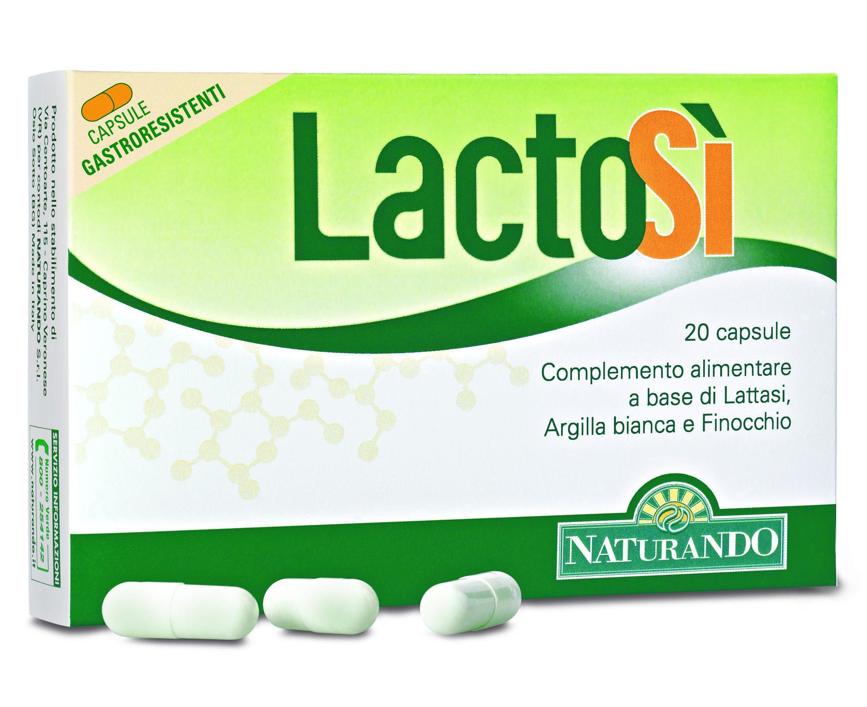 Naturando - Lactosì