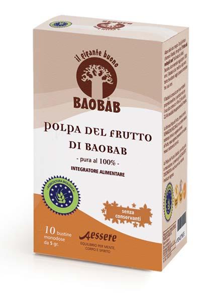 Aessere - Baobab polpa del frutto