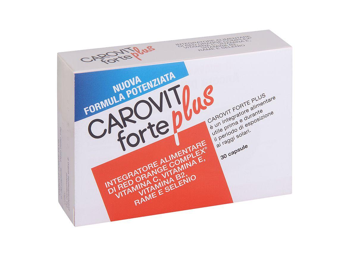 Rottapharm - Carovit Forte Plus