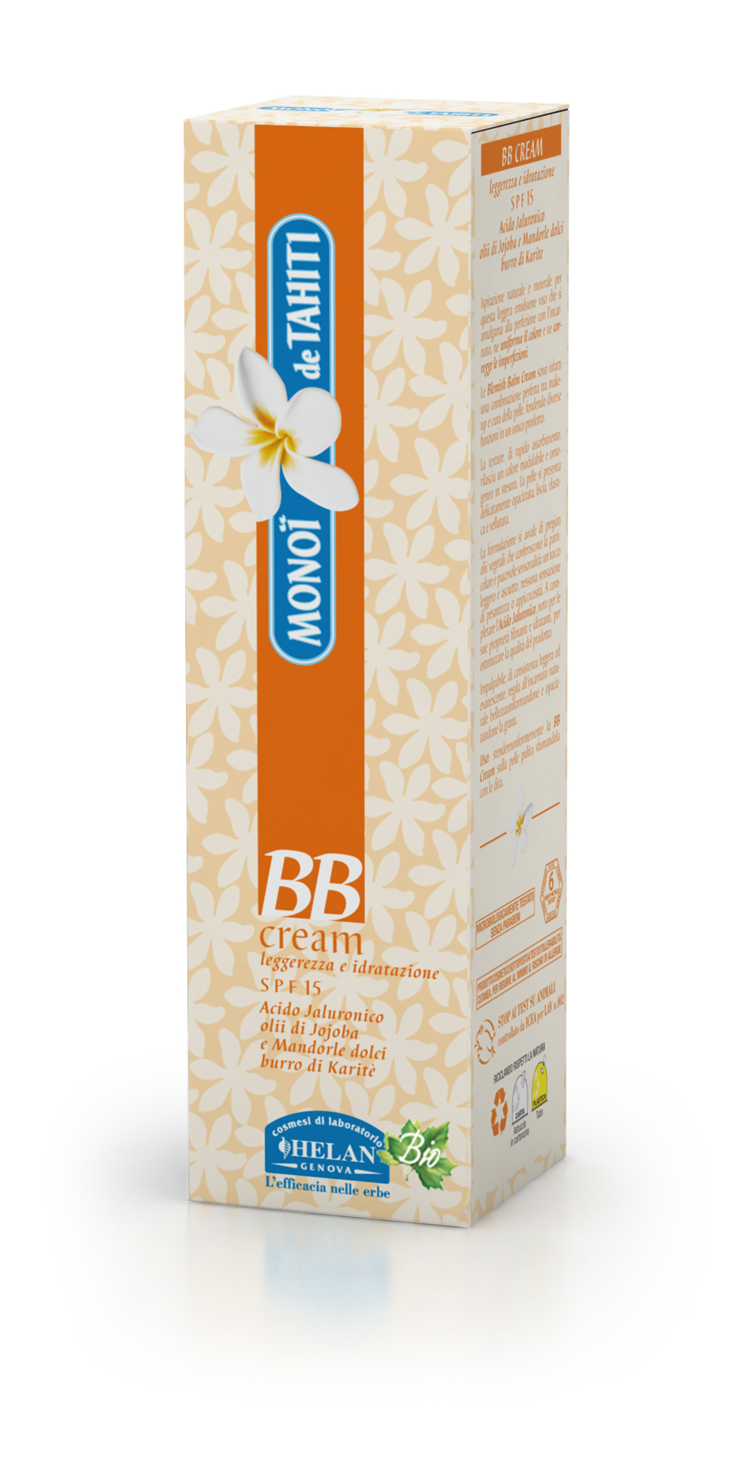 Helan - BB Cream Manoi de Tahiti