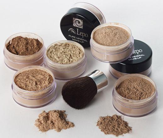 Pedrini Cosmetici - Lepo Pure Mineral Make-Up