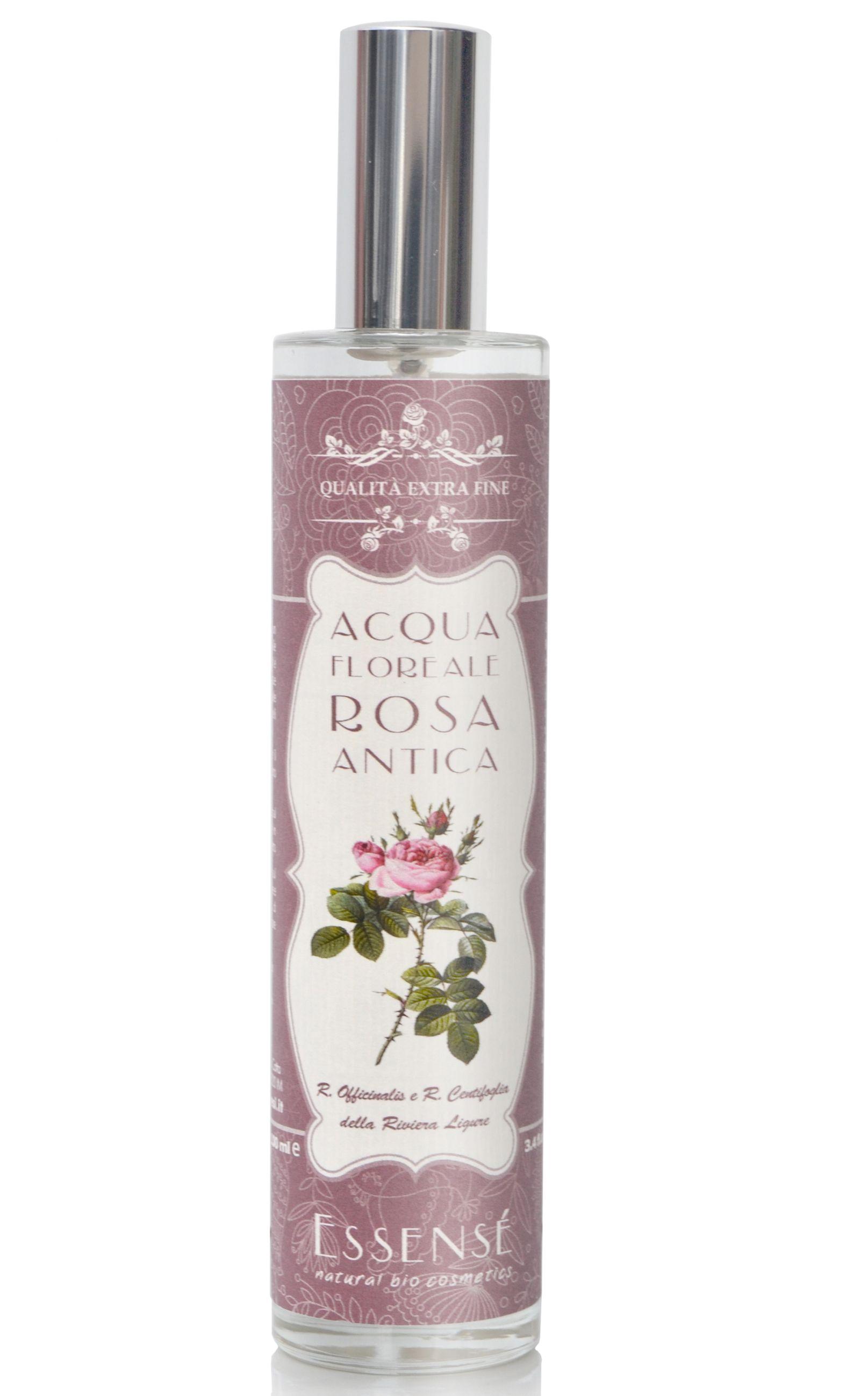 Essensé Biocosmesi - Acqua Floreale di Rosa Antica