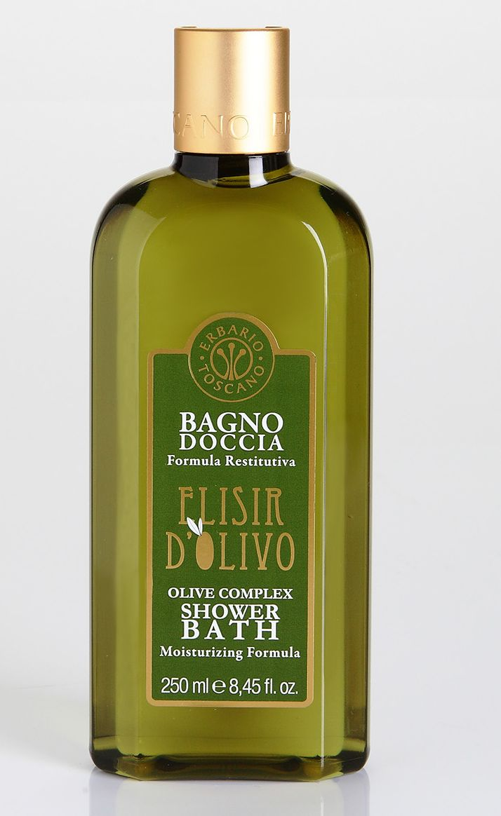 Erbario Toscano - Bagno doccia Elisir d'Olivo