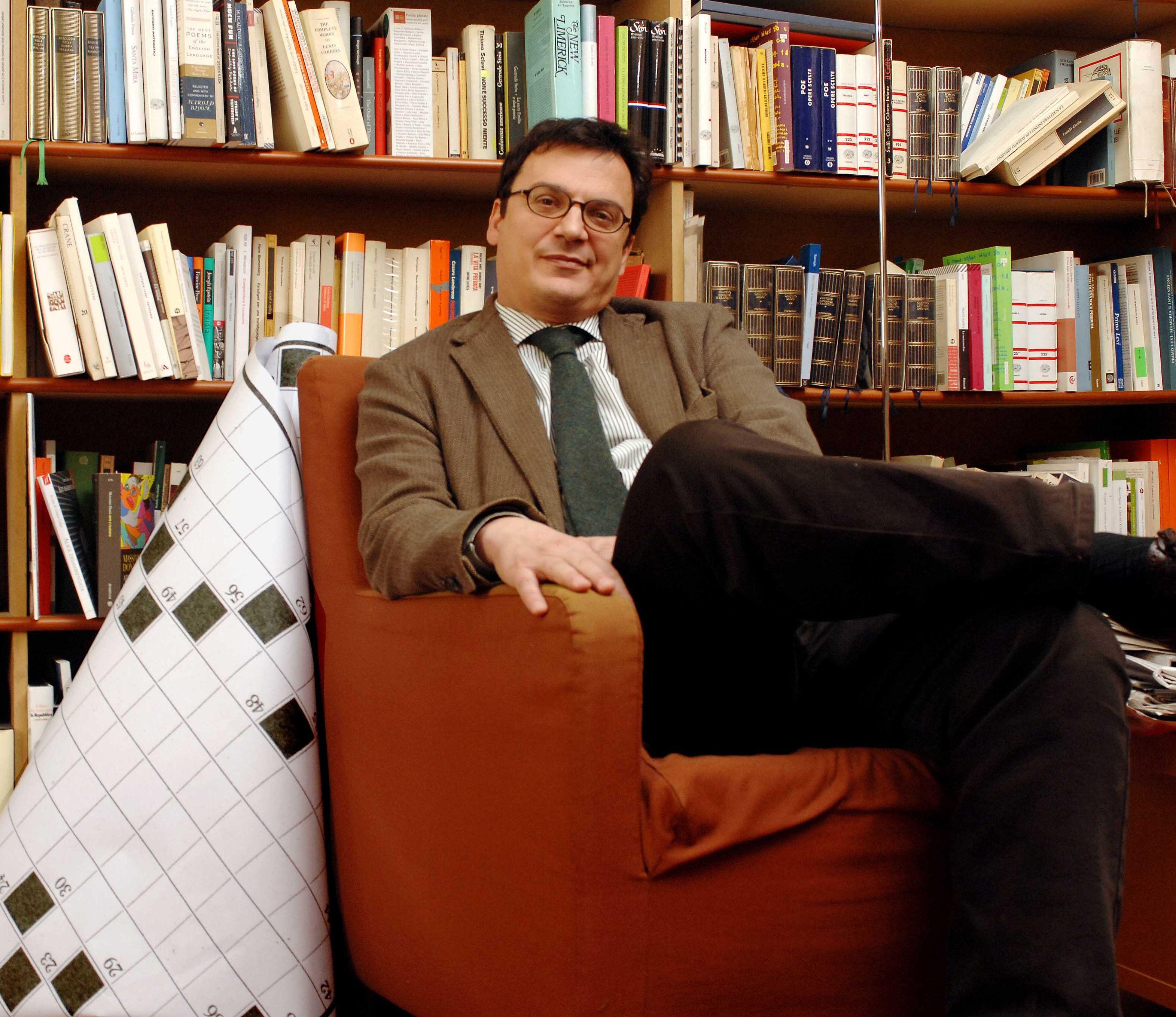A tavola con… Stefano Bartezzaghi - Le parole e la cucina