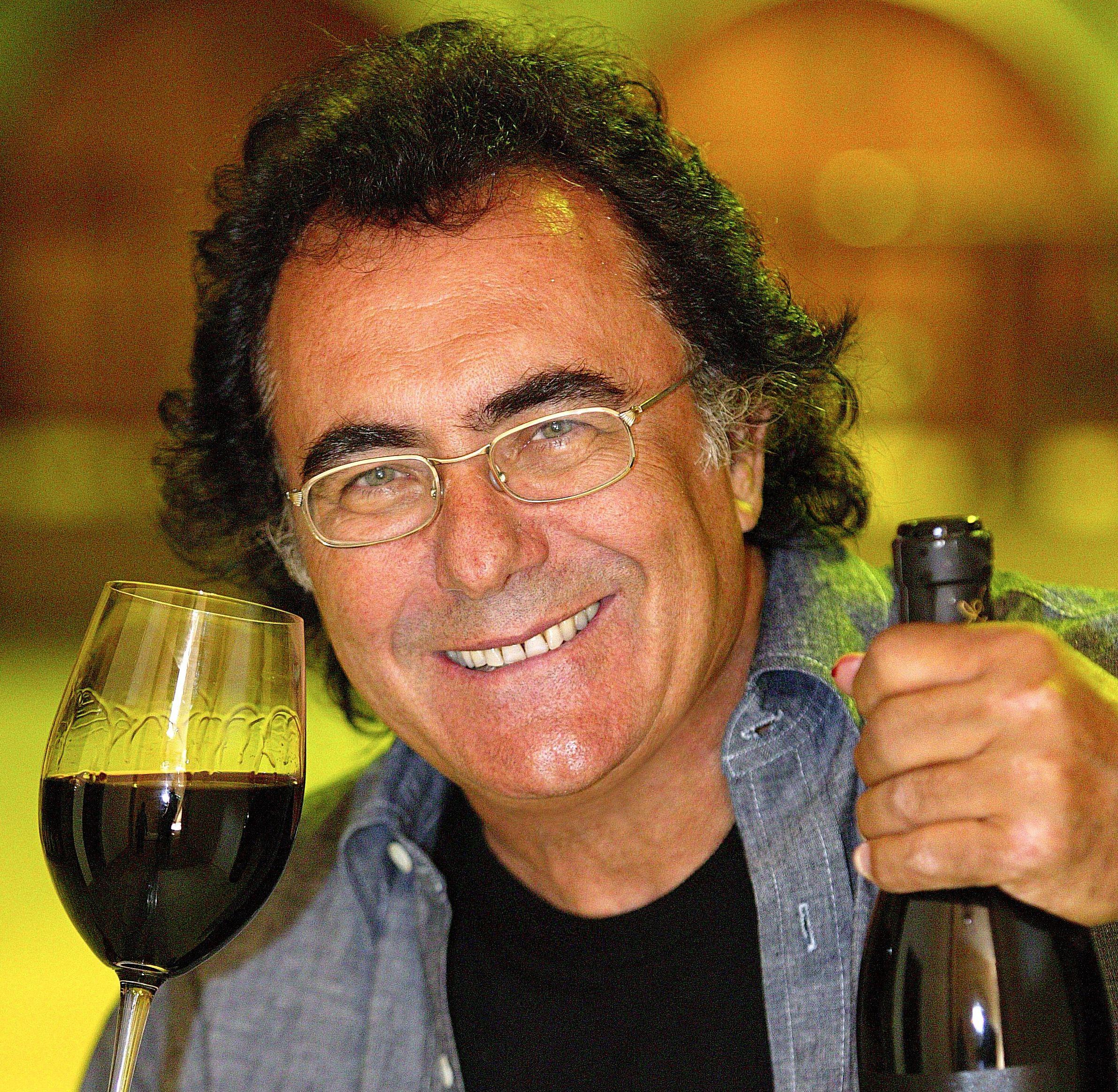 A tavola con... Al Bano Carrisi - Felicità è un bicchiere di vino