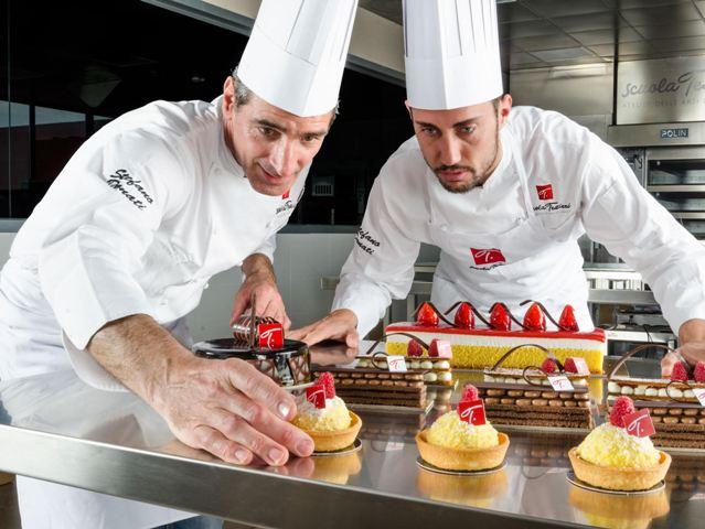 Scuola di cucina - Scuola Tessieri, atelier delle arti culinarie