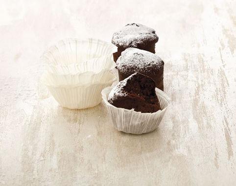 Muffin di cioccolato all'americana
