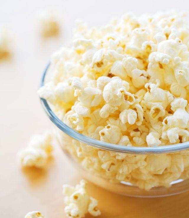 Pop corn al sesamo