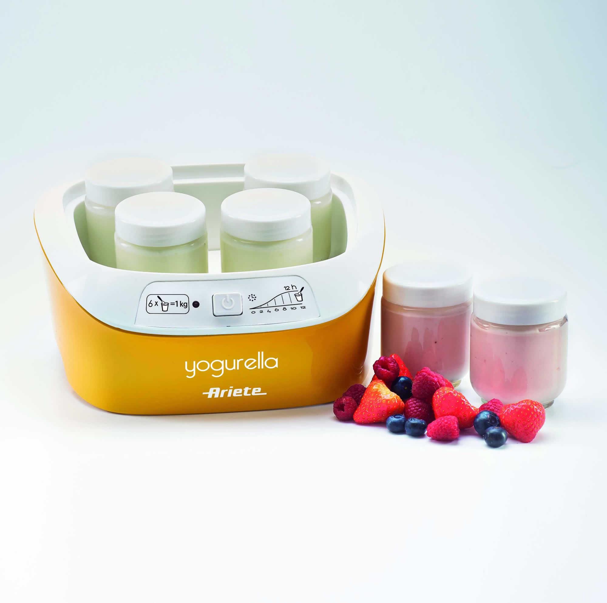 Ariete porta la primavera in cucina con la nuova yogurella for Ariete elettrodomestici