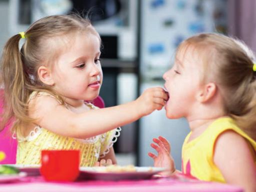 Bambini in cucina - Bambini, tutti a tavola!