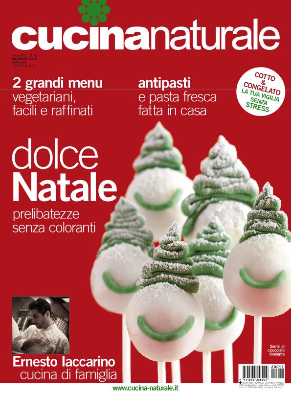 Cucina Naturale di dicembre: Natale in cucina