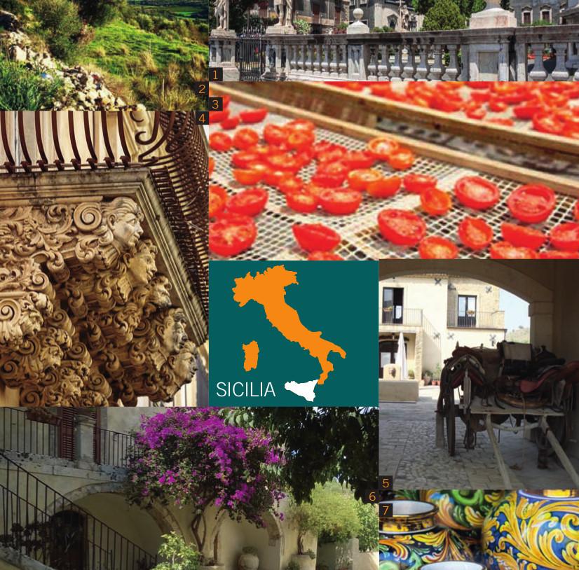 Viaggio in Sicilia - Sicilia, tra arte, natura e buon cibo