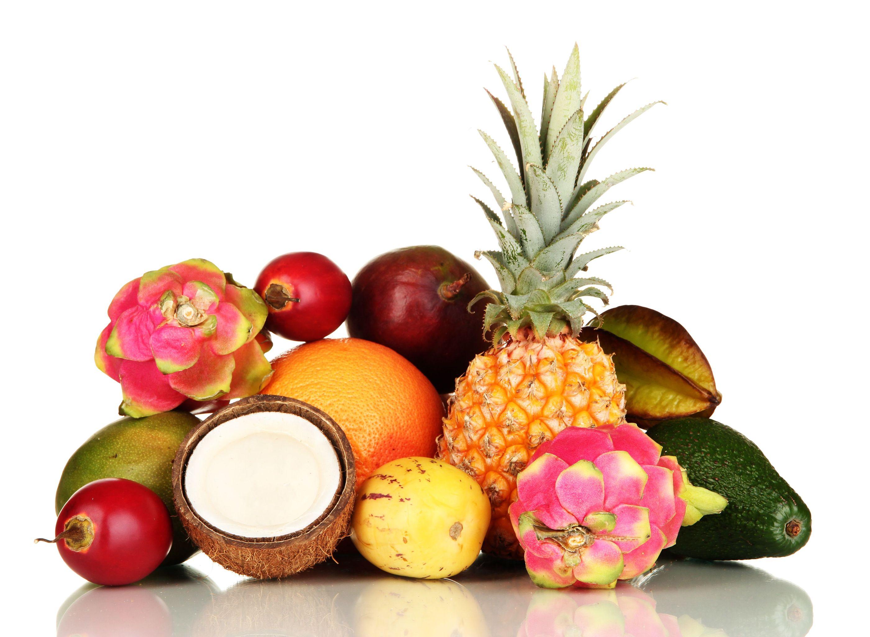 5 domande su... - La frutta che viene da lontano