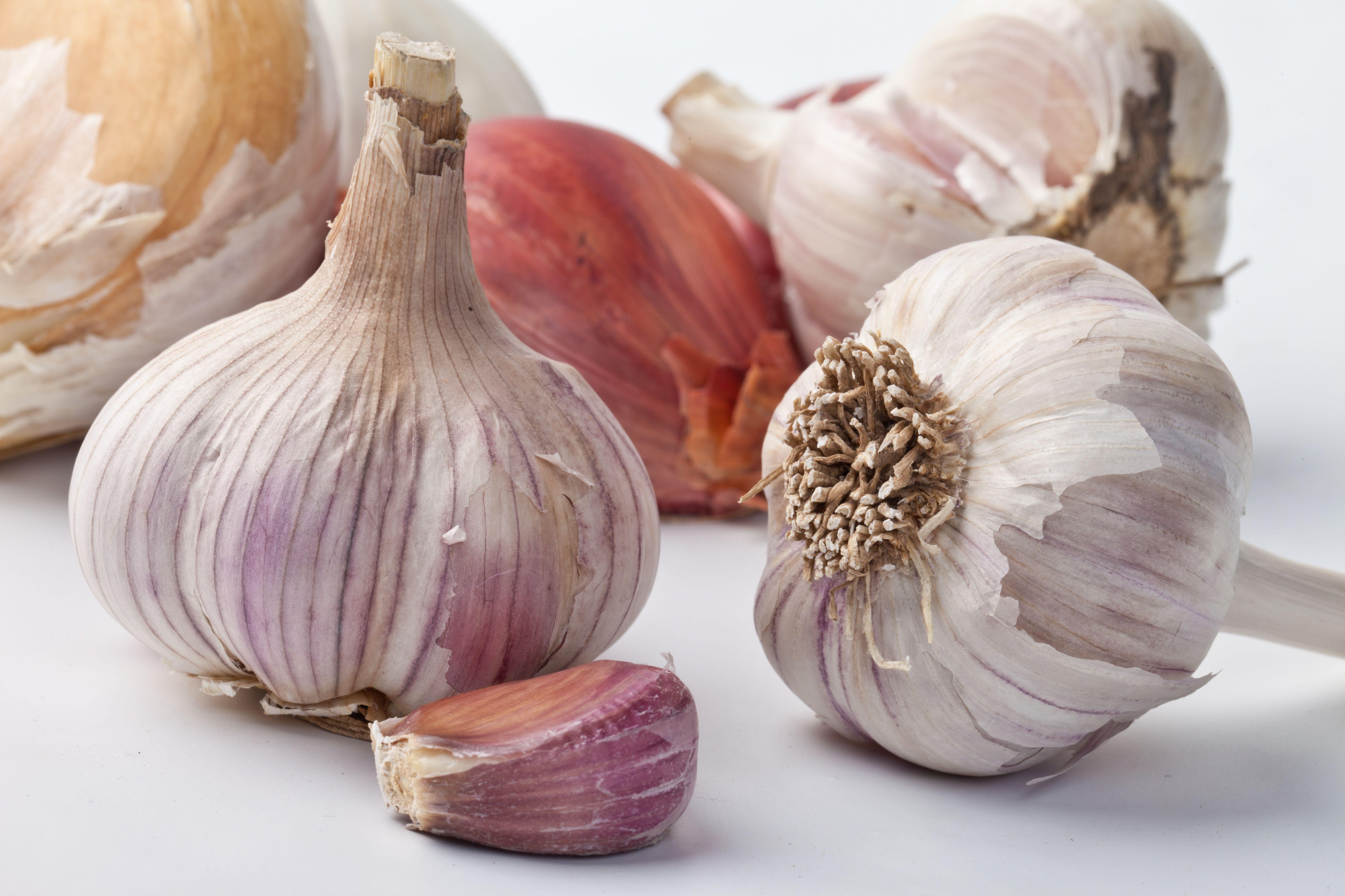 Aglio e cipolla per la salute - Sapori forti ma salutari