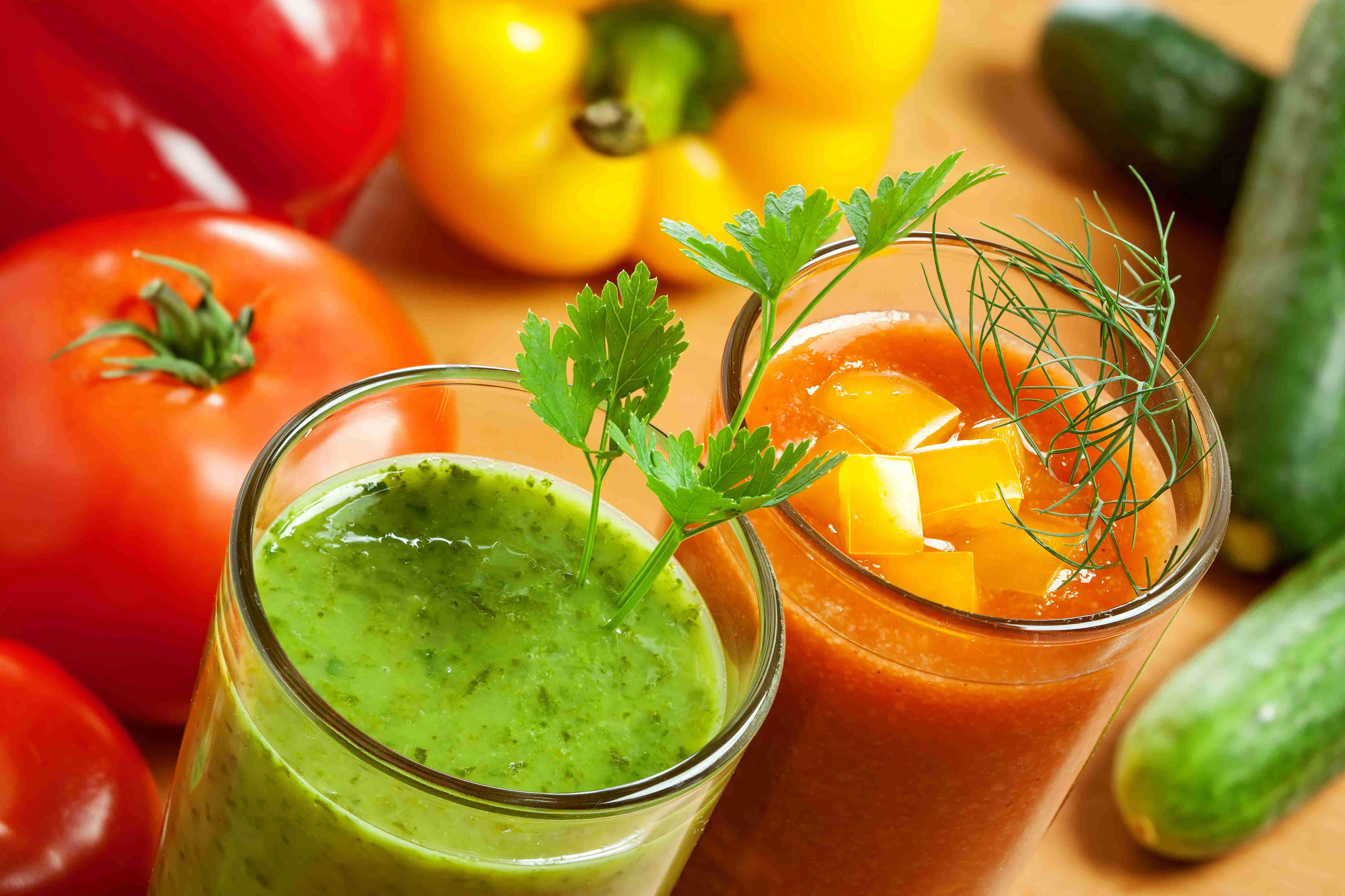 Mangiare in estate  - Al caldo in forma