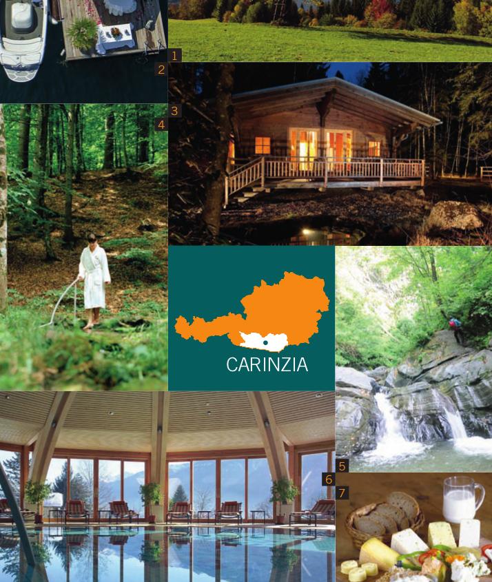 Viaggio bio in Carinzia - Emozioni nel cuore delle Alpi