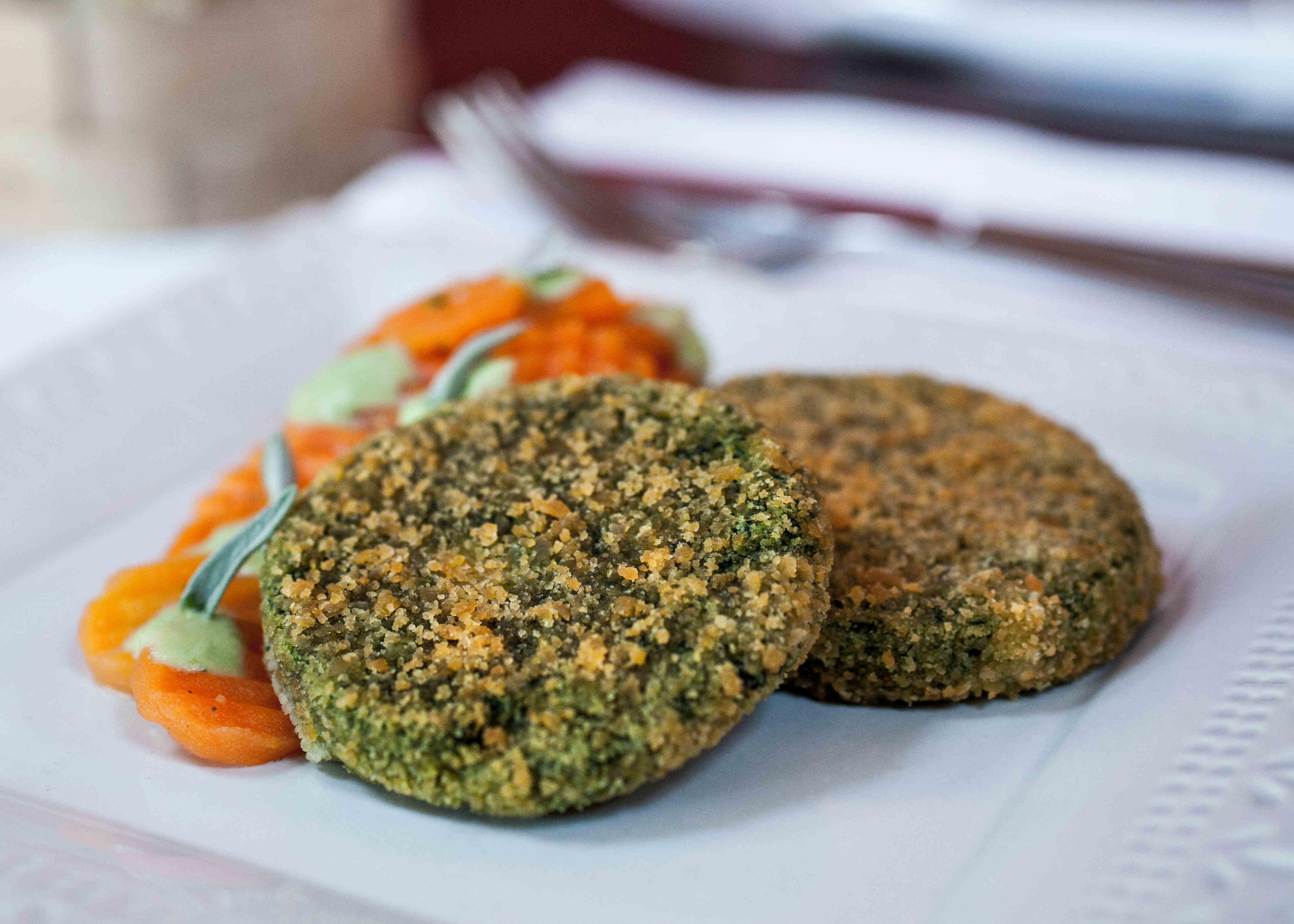 Orogel - Informazione pubblicitaria - Mini burger vegetariani per tutti!