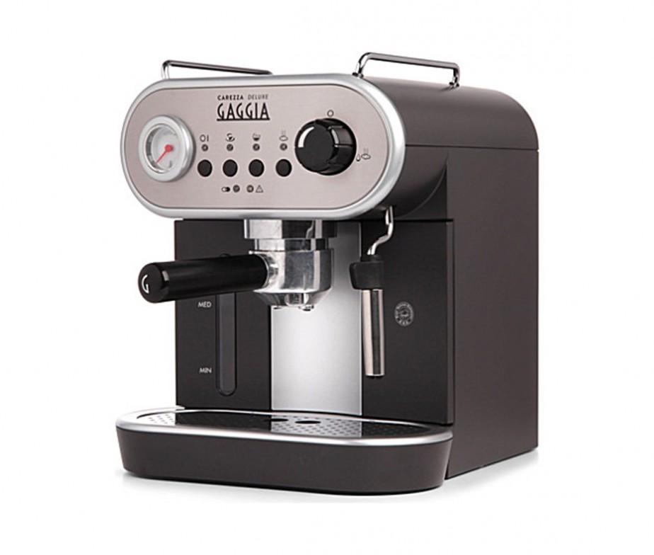 Gaggia - Deluxe Carezza: espresso buono e bello
