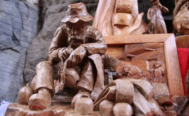 Vetrina degli artigiani valdostani (AO)