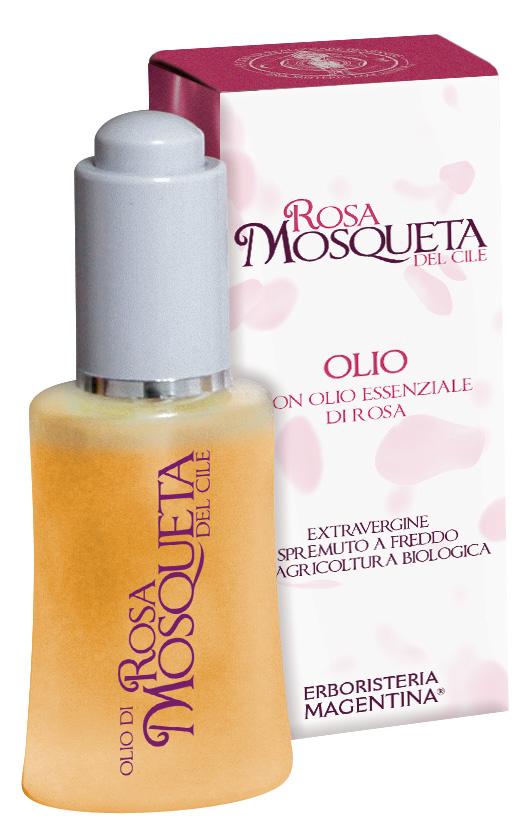 Erboristeria Magentina - Olio Puro 100% Rosa Mosqueta bio