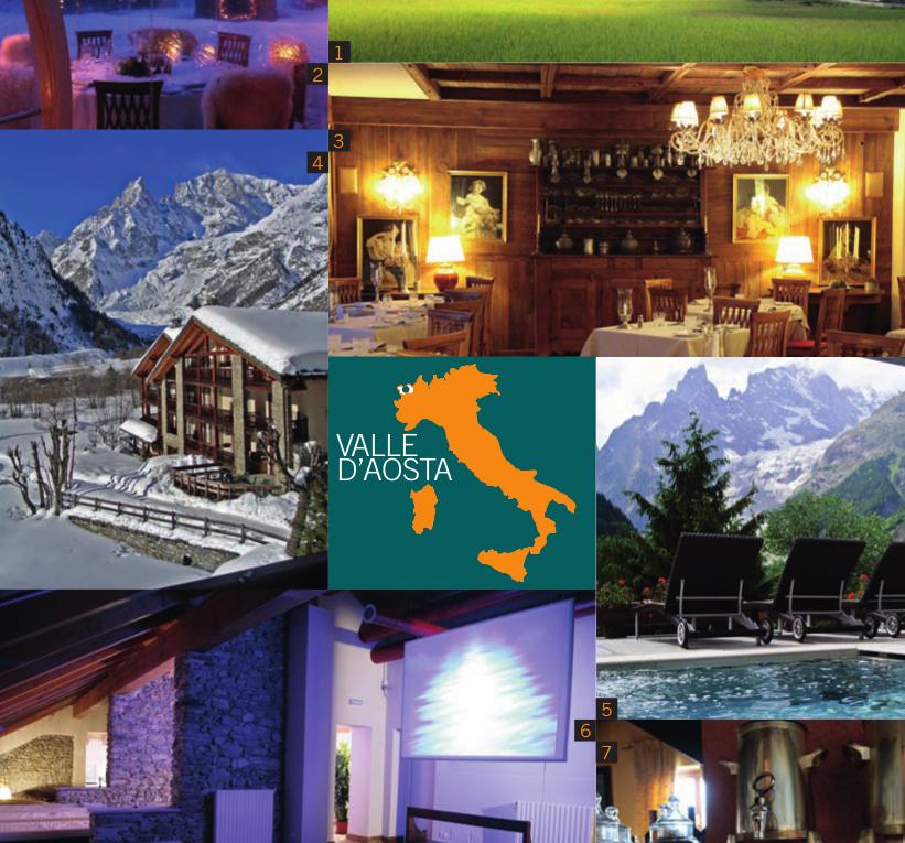 Io viaggio bio: Valle d'Aosta - Valle d'Aosta, montagne e sapori