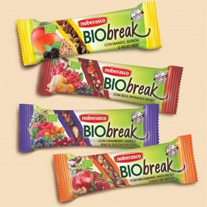 Noberasco - BioBreak: 4 modi di essere croccante