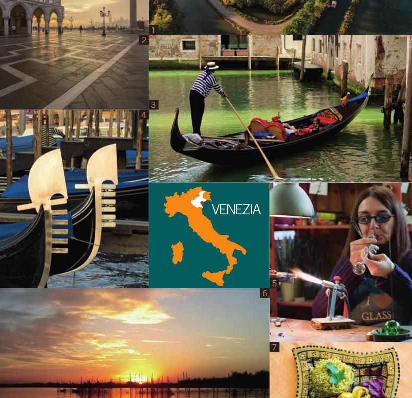 Io viaggio bio: Venezia - Festeggiare insieme in laguna