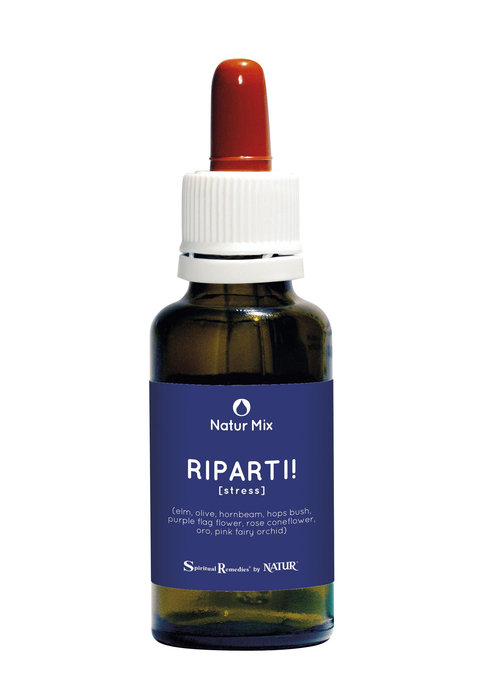 Natur - Natur Mix Riparti! - Stress