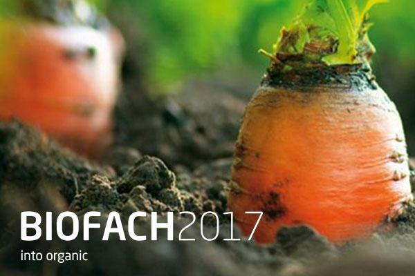 Biofach 2017 (Norimberga)