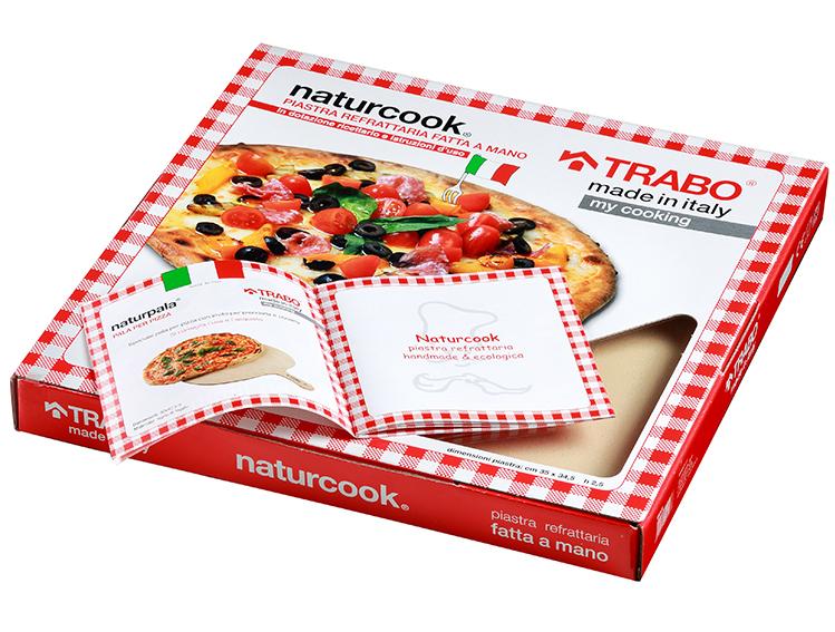 Trabo - Naturcook piastra refrattaria