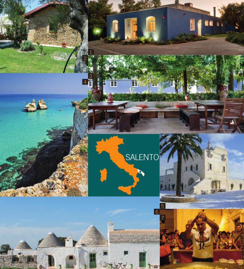 Io viaggio bio - Salento: sole, mare e sapori