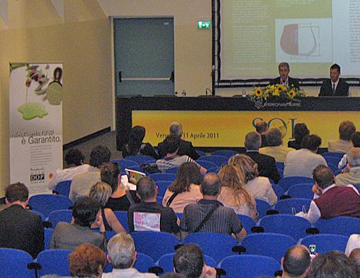 Vinitaly - Convegno Letto & Gustato