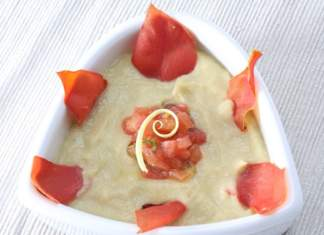 Vellutata di fave e pomodori blog