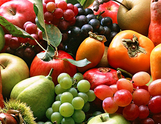 frutta verdure autunnali